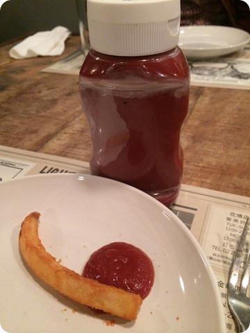 肉舖的手工新鮮番茄醬