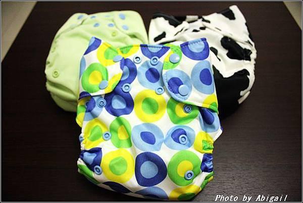 三件口袋式布尿布2