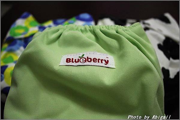 Blue Berry 字樣