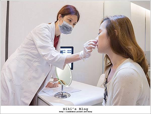 玻尿酸分享 - 可愛的鼻形♥杏立博全微整玻尿酸隆鼻櫻花雷射約會前小心機16.jpg