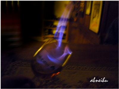 火燒威士忌