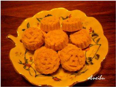 蜂大最好吃的杏仁酥