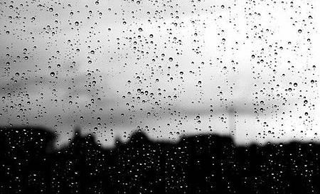 Rain day.