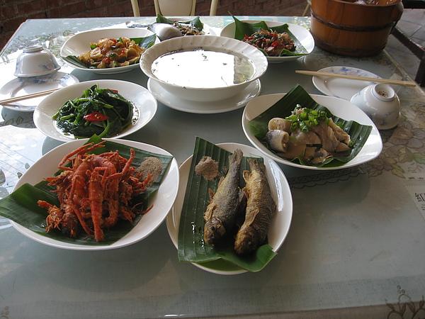 紅磚-桌菜
