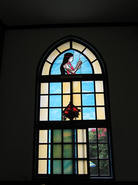 天主堂-玻璃2