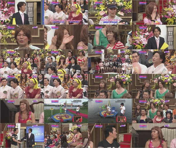 [お笑い] FNSの日26時間テレビ2009 超笑顔パレード 爆笑!お台場合宿!! 20090725-26 27時ごろ めちゃイケVSヘキサゴン (1280x720 x264 AAC).mp4.jpg