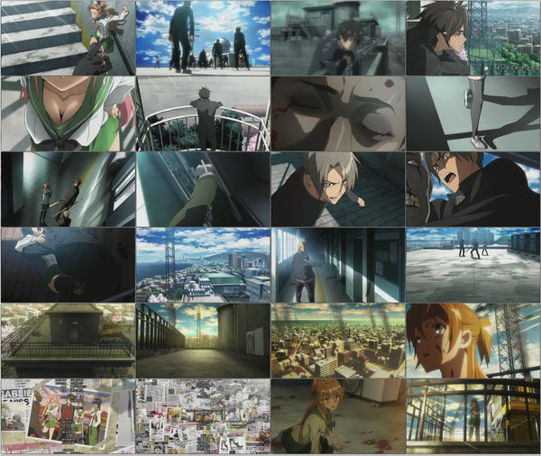(2010Q3) 学園黙示録 HIGHSCHOOL OF THE DEAD - 第01話 【 ACT1 Spring of the DEAD 】 ATX 1280x720 x264.mp4.jpg