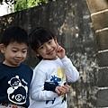 Ashley and Ray陽明山.JPG