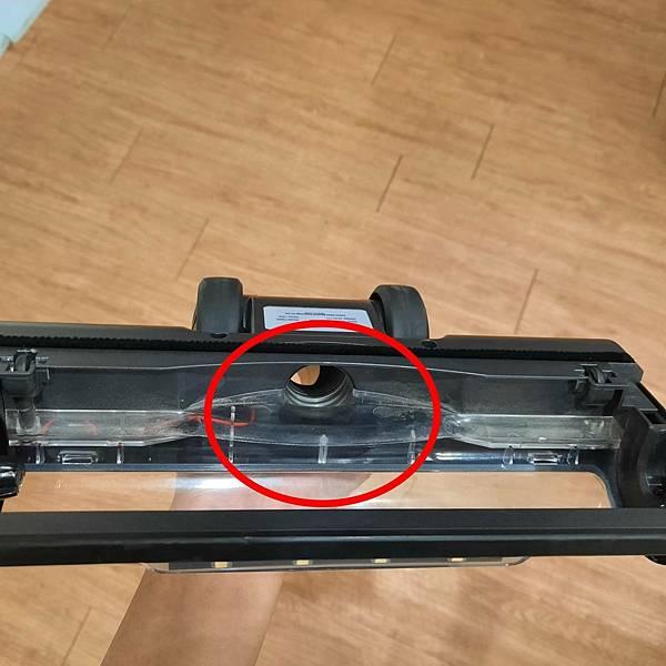 無線吸塵器滾筒地刷