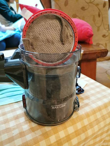 大吸力無線吸塵器