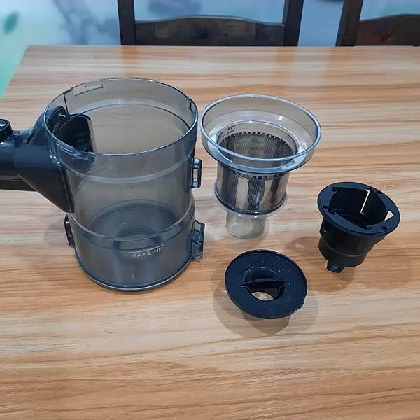 水洗集塵桶
