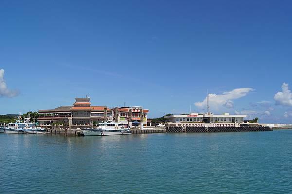 後壁湖-遊艇碼頭