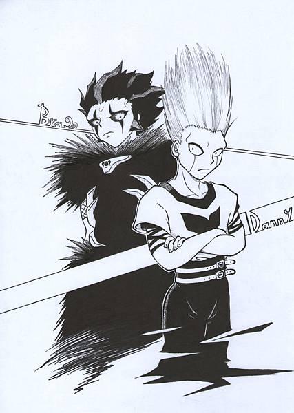 Brago & Danny