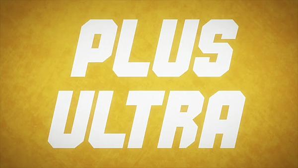 我的英雄學院截圖之OP-Plus Ultra