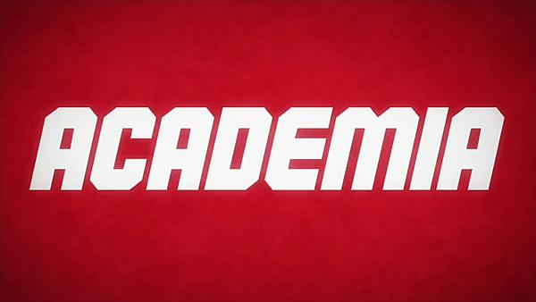 我的英雄學院截圖之OP-Academia