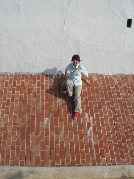 危險>>爬牆