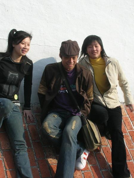 """小賴&老大&""""李""""阿婆"""
