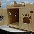 【可愛的貓貓】幫貓女兒做玩具 栽進手作貓跳台世界