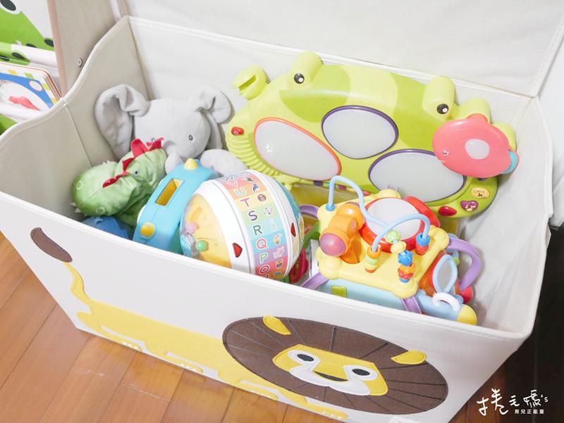 兒童書架 收納 書櫃 玩具收納 整理箱 3spaort-208.jpg