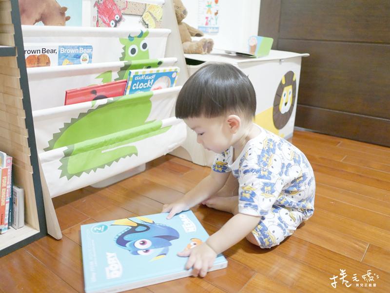 兒童書架 收納 書櫃 玩具收納 整理箱 3spaort-243.jpg