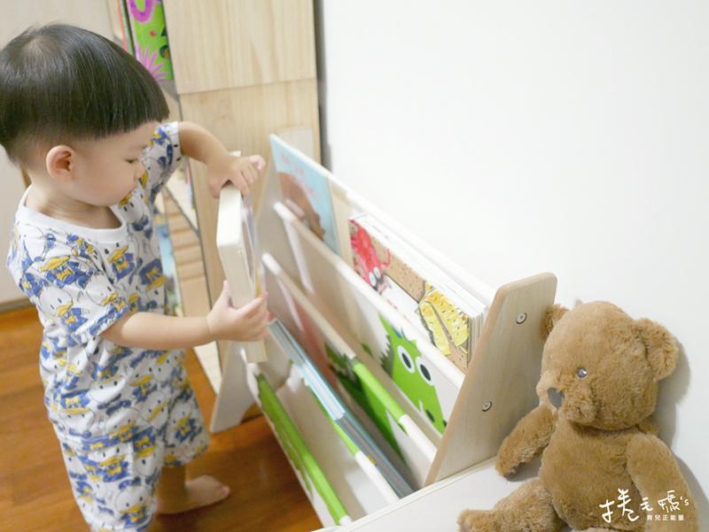 兒童書架 收納 書櫃 玩具收納 整理箱 3spaort-265.jpg