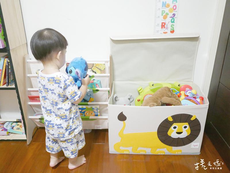 兒童書架 收納 書櫃 玩具收納 整理箱 3spaort-286.jpg