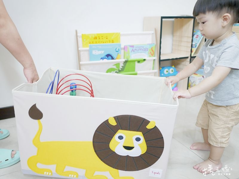 兒童書架 收納 書櫃 玩具收納 整理箱 3spaort-292.jpg
