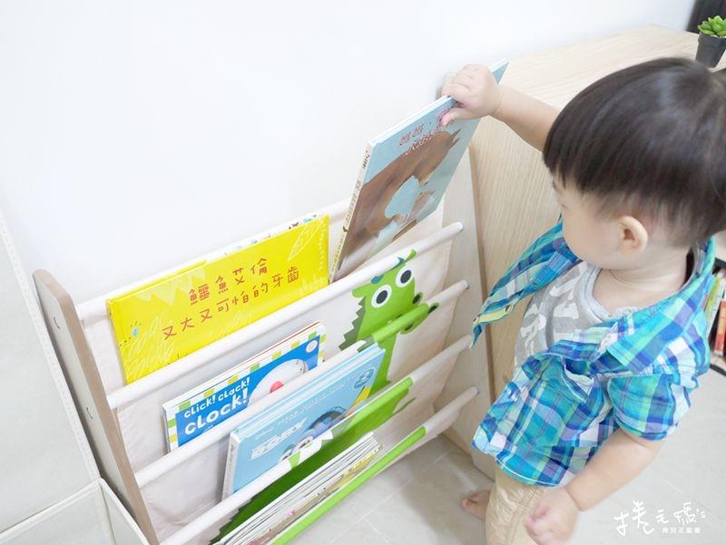 兒童書架 收納 書櫃 玩具收納 整理箱 3spaort-298.jpg