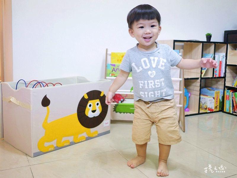 兒童書架 收納 書櫃 玩具收納 整理箱 3spaort-291.jpg