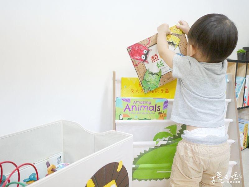 兒童書架 收納 書櫃 玩具收納 整理箱 3spaort-289.jpg