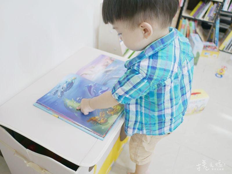 兒童書架 收納 書櫃 玩具收納 整理箱 3spaort-295.jpg