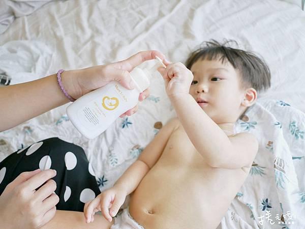 寶寶乳液 澳洲果寶 溫感乳液 寶寶沐浴乳 4.jpg