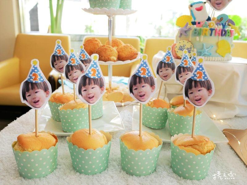 手作生日蛋糕 寶寶蛋糕 氣炸鍋蛋糕 食譜 總統牌鮮奶油36.jpg