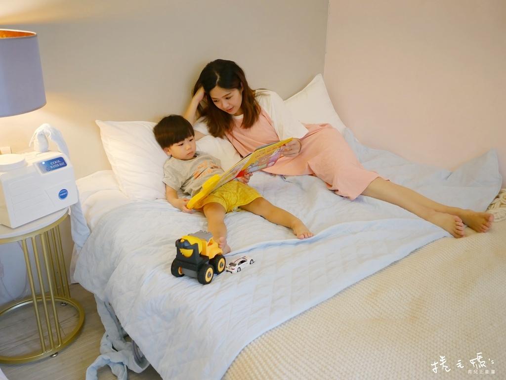涼墊推薦 涼墊比較 寵物 康森 京都西川涼感機 涼感床墊26.jpg
