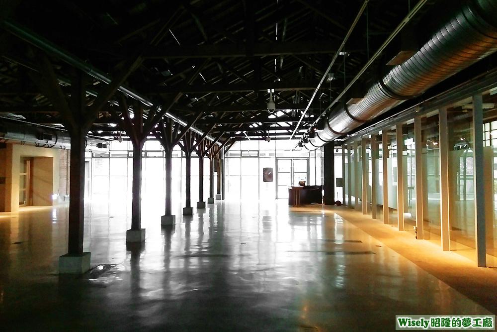 台中文化創意產業園區雅堂AB館
