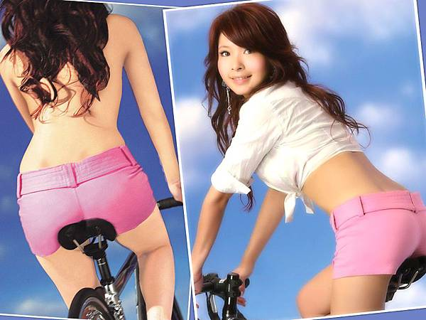 pretty_cute,Kawashima_Makiyo,on_bike_Wallpaper_JxHy.jpg
