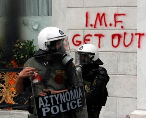 Greece-IMF