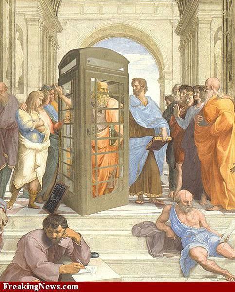 Plato-making-a-quick-call--41194
