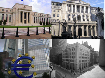 Various_central_banks