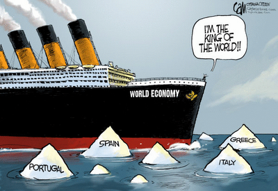 Cartoon - World Economy