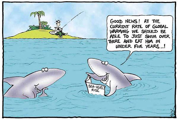 shark-global-warming