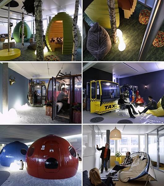 unique-furniture-of-google-offices