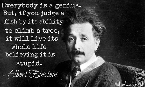 Albert-Einstein Genuis