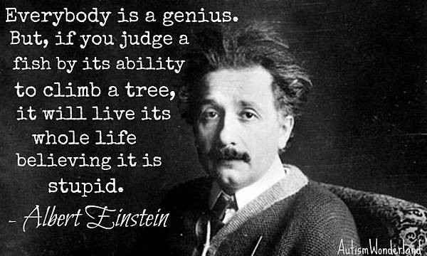 Albert-Einstein Genuis