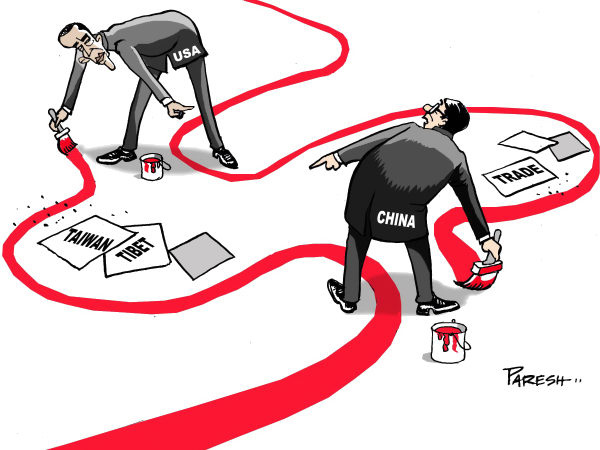 74908_China-and-America-by-Paresh-Nath-The-Khaleej-Times-UAE
