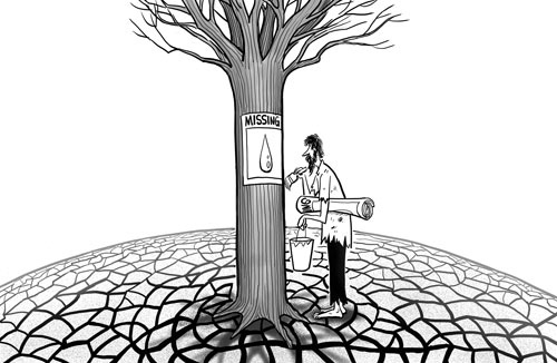 water-scarcity-cartoon