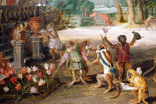 11 Detail of Jan Brueghel the Younger