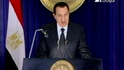 Mubarak Cabinet Resignation Announcement.jpg