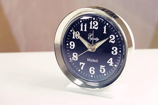 【12012 復古英國大笨鐘造型環保發條鐘】