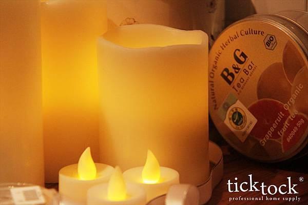 LED11 夜光精靈LED蠟燭燈